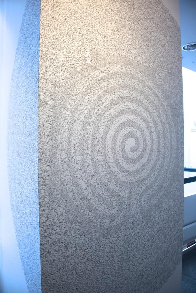 Nimbus-Installation view